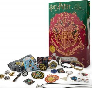 Calendrier de l'Avent Harry Potter 2019