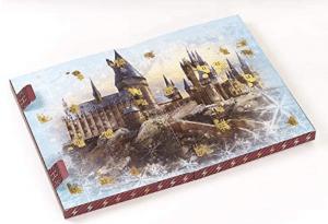 Calendrier de l'Avent bijoux Harry Potter