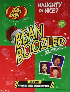 Calendrier de l'Avent Jelly Belly