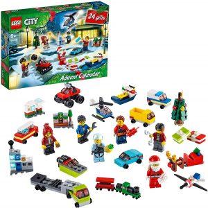 Calendrier de l'Avent Lego City 2020 60268