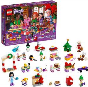 Calendrier de l'Avent Lego Friends 2020 41420