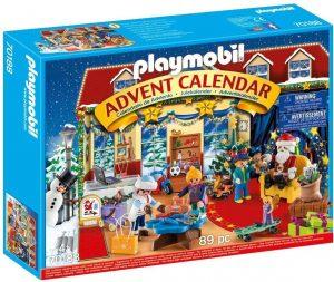 """Calendrier de l'Avent Playmobil """"boutique de jouets"""" 70188"""