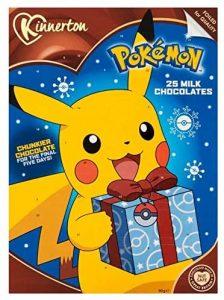Calendrier de l'Avent Pokemon