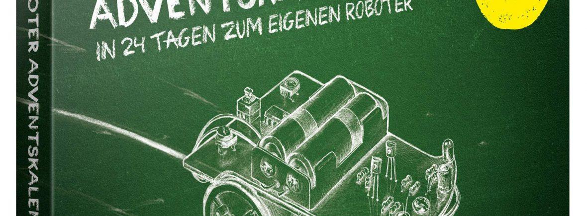 Calendrier de l'Avent Robot Franzis