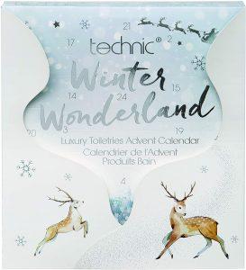 Calendrier de l'Avent Winter Wonderland de Technic