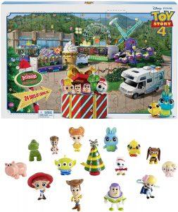 Calendrier de l'Avent Toy Story 4