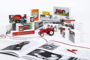 Calendrier de l'Avent Franzis tracteur