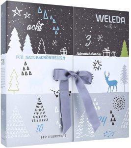 Calendrier de l'Avent Weleda