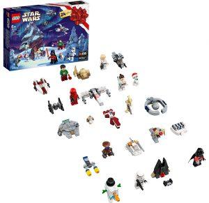 Calendrier de l'Avent Lego Star Wars 2020 75279