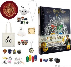 Calendrier de l'Avent Harry Potter 2020 Cinereplicas