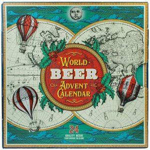 Calendrier de l'Avent 2020 bières du monde
