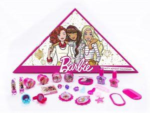 Calendrier de l'Avent Barbie