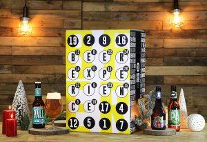 Calendrier de l'Avent bières du monde SB Saveur Bière
