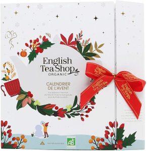 Calendrier de l'Avent English Tea Shop 2020