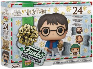 Calendrier de l'Avent Funko POP ! Harry Potter 2020