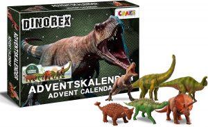 Calendrier de l'Avent dinosaures Craze 2020