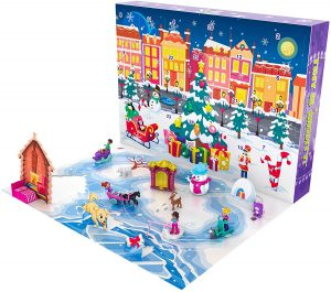 Calendrier de l'Avent Polly Pocket
