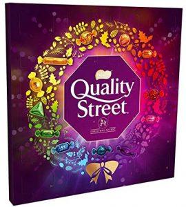 Calendrier de l'Avent Quality Street